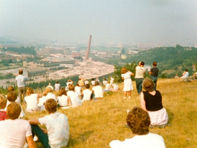 Troopers Hill 12 Aug 1984 by Roy